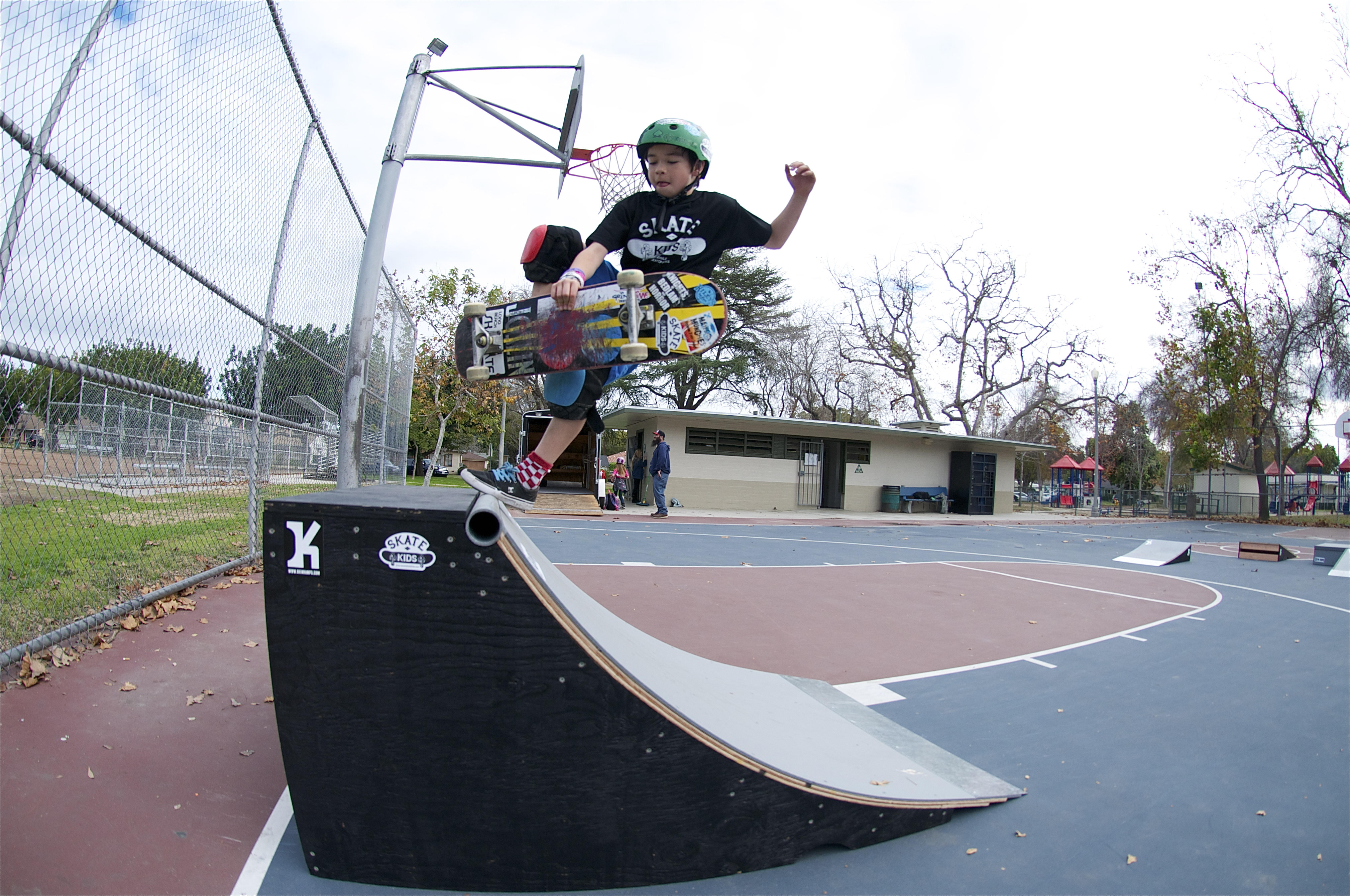 We Are Skate Kids – Youth Skateboarding Lessons from a PRO